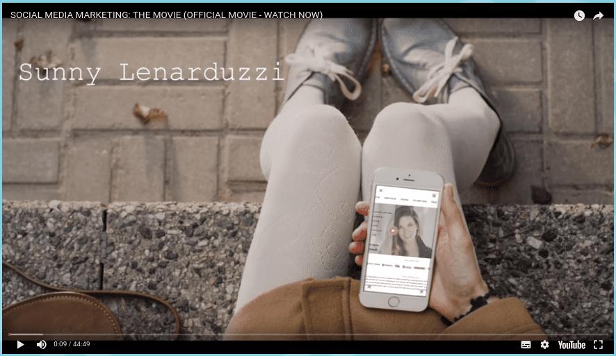 Social Media Marketing: The Movie
